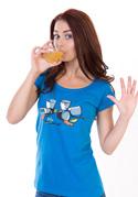 náhled - Pilo nás pět dámské tričko