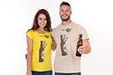 náhled - Lahváč a syn dámské tričko