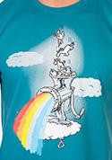 náhled - Jak vzniká duha pánské tričko