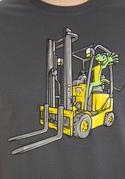 náhled - Ještěrka pánské tričko
