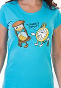 náhled - Tak jde čas dámské tričko