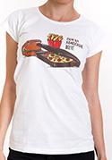 náhled - Krabičková dieta dámské tričko