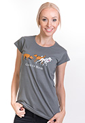 náhled - Game of Bones dámské tričko