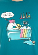 náhled - Jak se stát jednorožcem pánské tričko