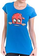 náhled - Katův šleh dámské tričko