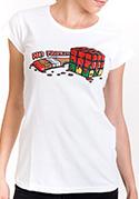 náhled - No problem dámské tričko