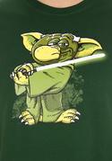 náhled - Yoda v rákosí pánské tričko