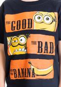 náhled - Hodný zlý a banán dětské tričko