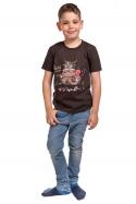 náhled - Hovězí na houbách dětské tričko
