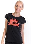 náhled - Punk's Not Dead dámské tričko