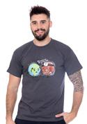 náhled - Diagnóza pánské tričko