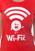 náhled - Wifič dámské tričko
