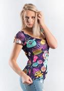náhled - B 11 Retro dámské tričko