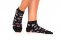 náhled - Černá ovce kotníkové ponožky