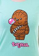náhled - Žvejkal dámské tričko