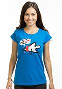 náhled - Klikař dámské tričko