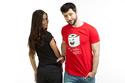 náhled - Prdel dámské tričko