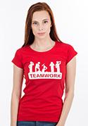 náhled - Flákači dámské tričko