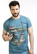 náhled - Zapaříme pánské tričko – nový střih