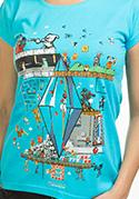 náhled - Zapaříme dámské tričko