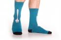 náhled - Vidlička ponožky