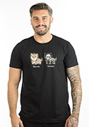 náhled - Teriér pánské tričko – nový střih
