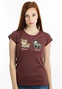 náhled - Teriér dámské tričko