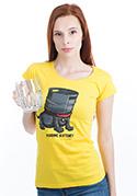 náhled - Štěně dámské tričko