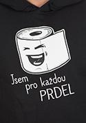 náhled - Prdel pánská mikina