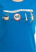 náhled - Nepřátelé řidičů dámské tričko