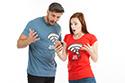 náhled - Padá wi-fi pánské tričko