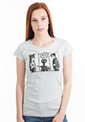 náhled - E.T. volat domů dámské tričko