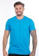 náhled - Pánské tričko tyrkysové