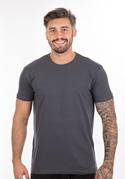 náhled - Pánské tričko šedé – nový střih