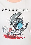 náhled - Vytřelec dámské tričko