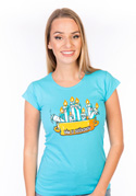náhled - Svíčková dámské tričko