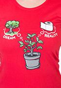 náhled - Dreams dámské tričko