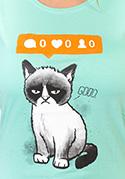 náhled - Grumpy dámské tričko