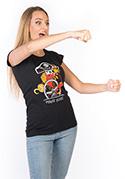 náhled - Pirát silnic dámské tričko