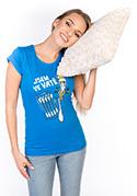 náhled - Ve vatě dámské tričko