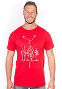 náhled - Škola uzlování pánské tričko