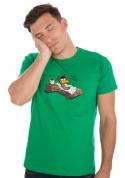 náhled - Ranní ptáče pánské tričko