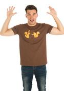 náhled - Veverky pánské tričko