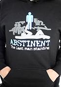 náhled - Abstinent pánská mikina