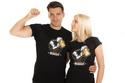náhled - Czech Workout černé pánské tričko