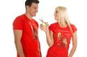 náhled - Na ježka dámské tričko