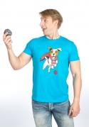 náhled - Jack Russell pánské tričko