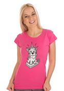 náhled - New Yorkshire dámské tričko
