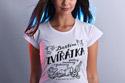 náhled - B 12 Baštím zvířátka dámské tričko