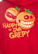 náhled - Happy grepy pánská mikina – záda